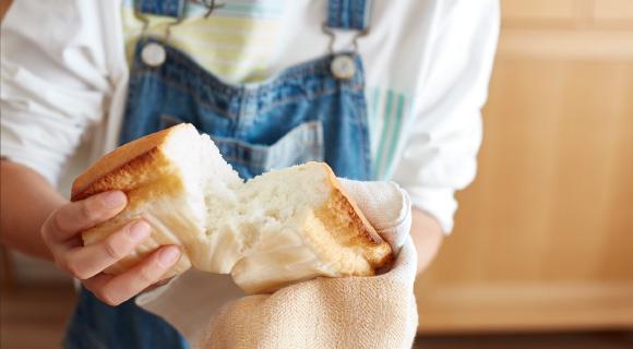 その日から、私の「生米パン」づくりの日々が始まりました。