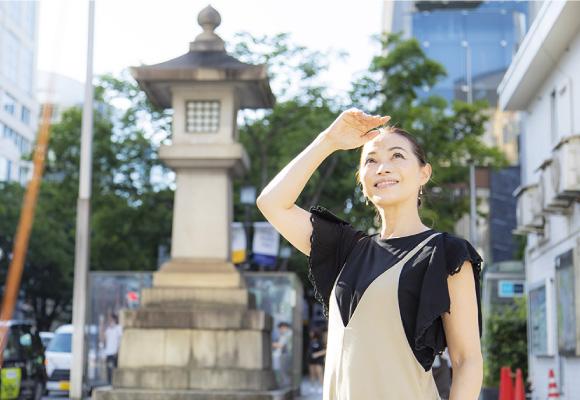 「罪悪感を覚えたら負け」。そう話す渡辺さんは、食生活だけでなく、日々の生活でもストレスをためないことを心がけています。