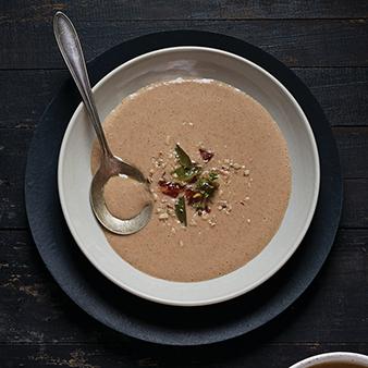 さつま芋とごぼうのスープ