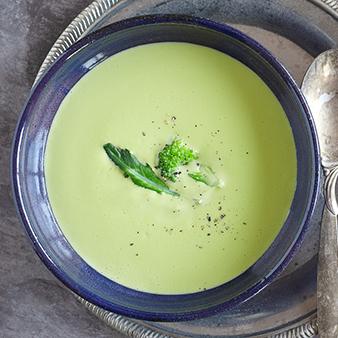 グリーンココナッツスープ