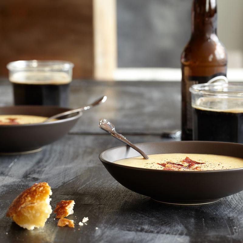 ポテトチーズスープ