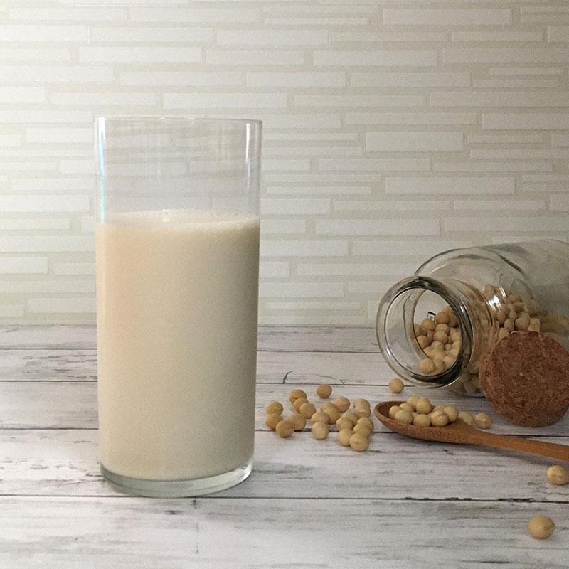 自家製豆乳