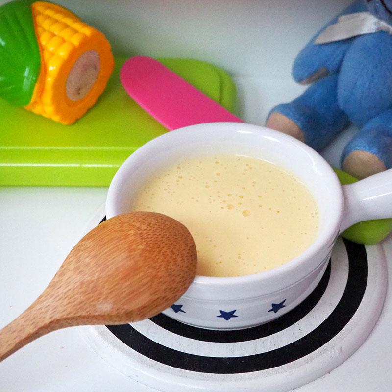 コーンスープ【中期7~8ヶ月】