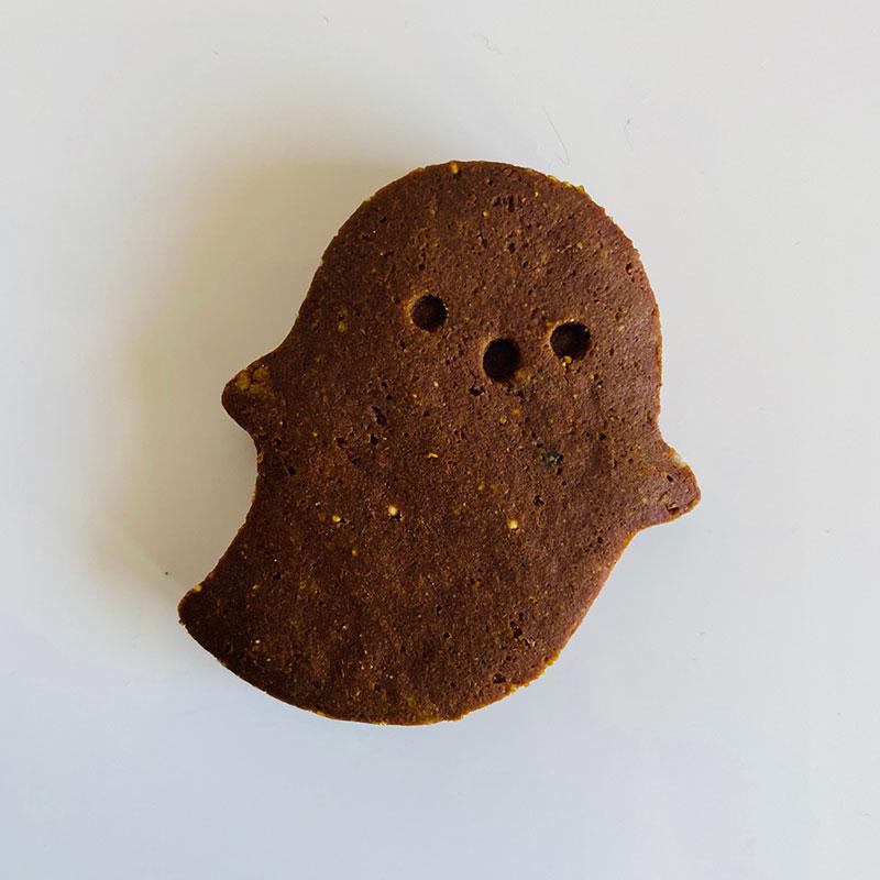 Glutenfree veganおばけカカオクッキー