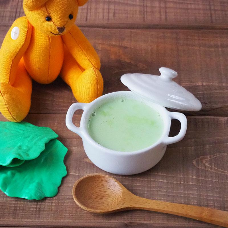 【初期】白菜のポタージュスープ