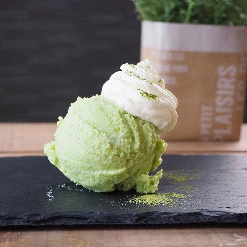 枝豆アイスクリーム