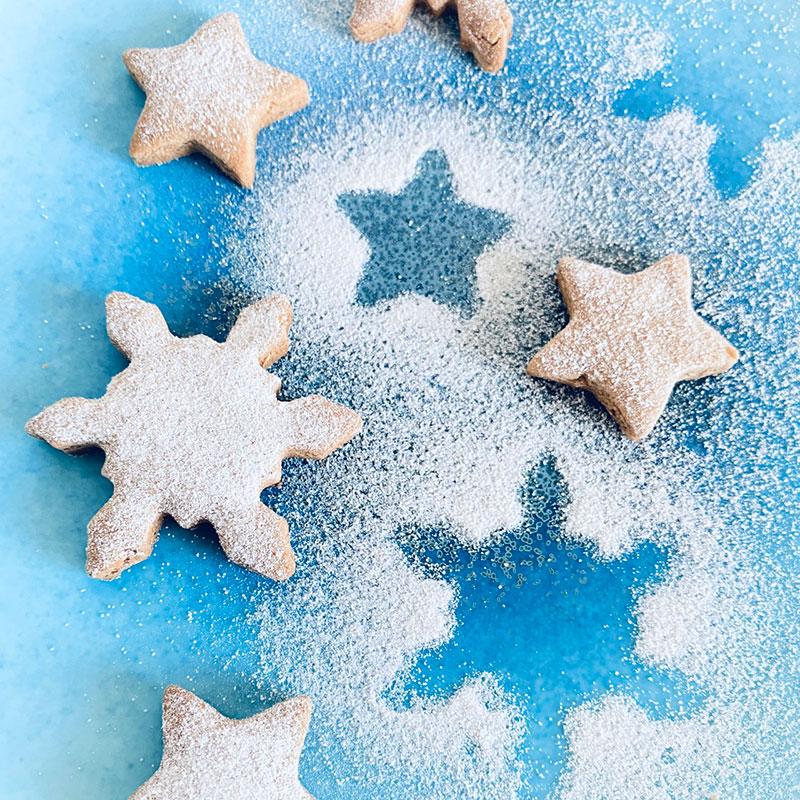 スペルト小麦のveganクッキー