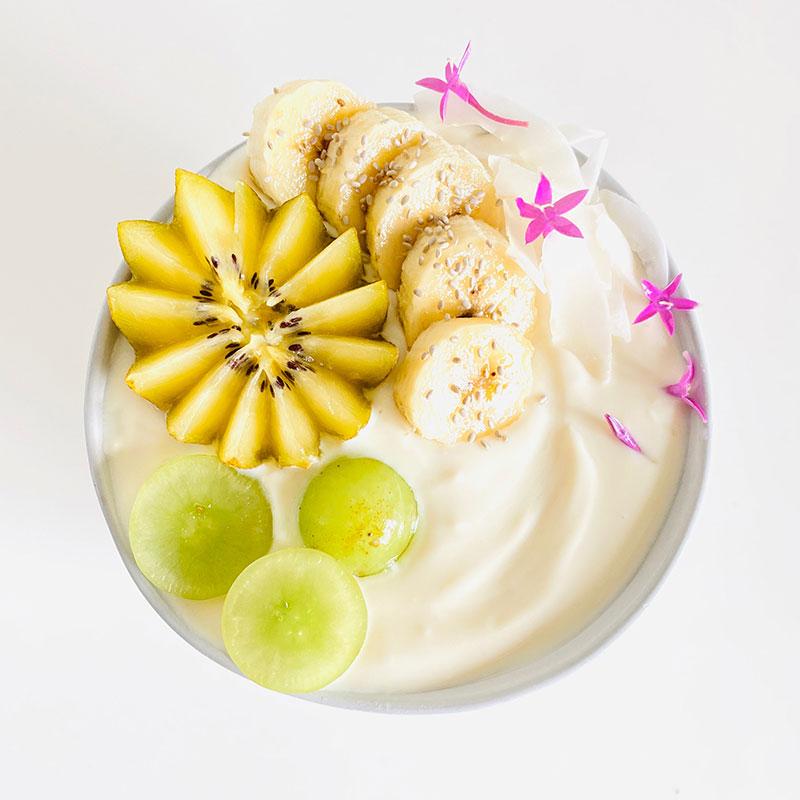 ココナッツヨーグルト