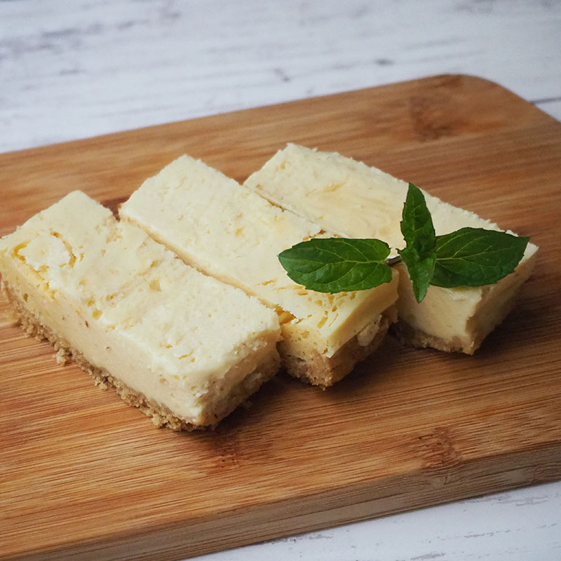 簡単!NY風チーズケーキ