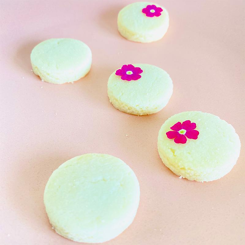 Gluten free♡ veganホワイトクッキー