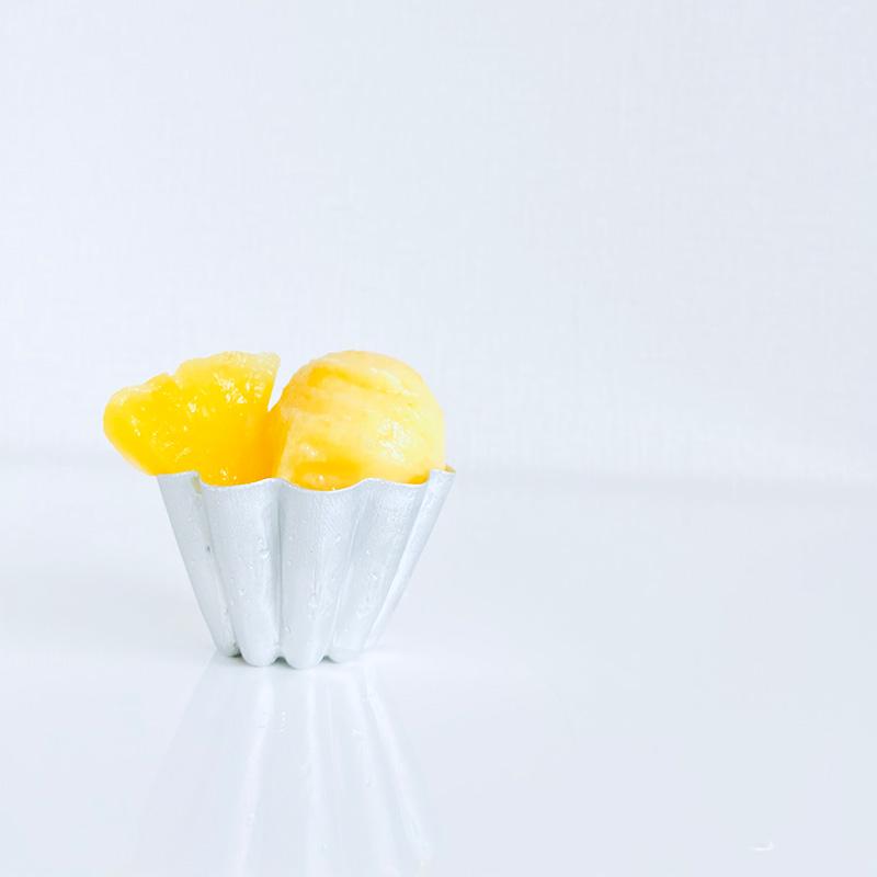 パインレモンシャーベット