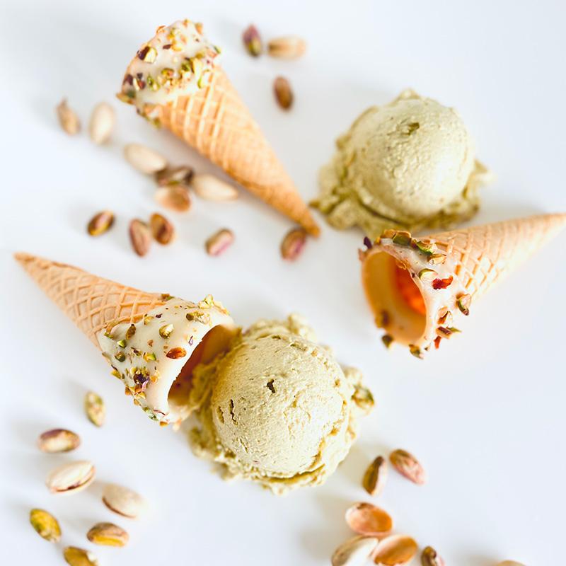 veganピスタチオアイス