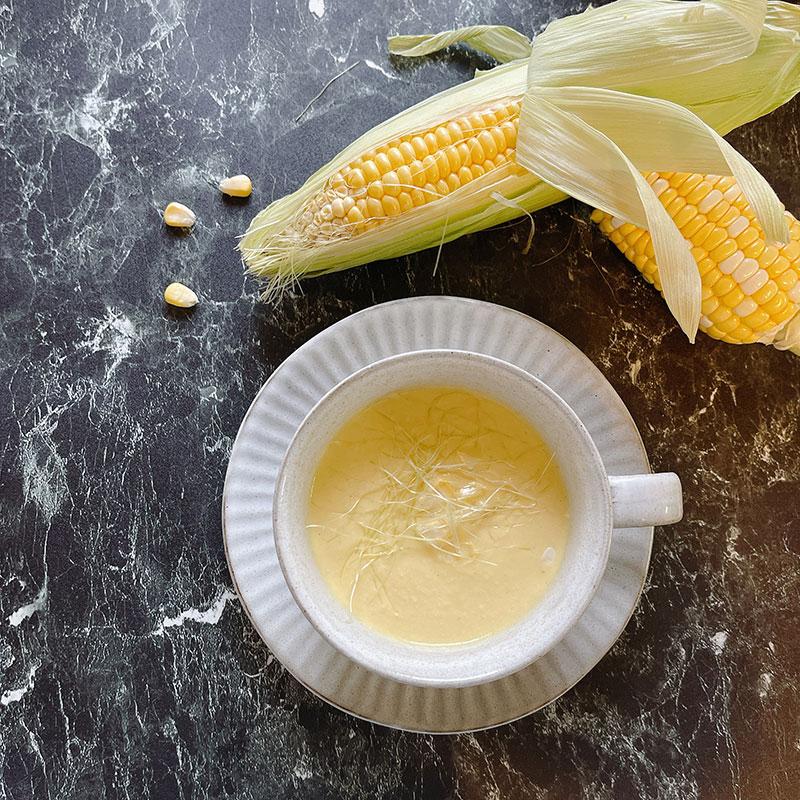 生コーンスープ