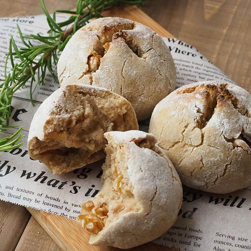 オートミールのパン